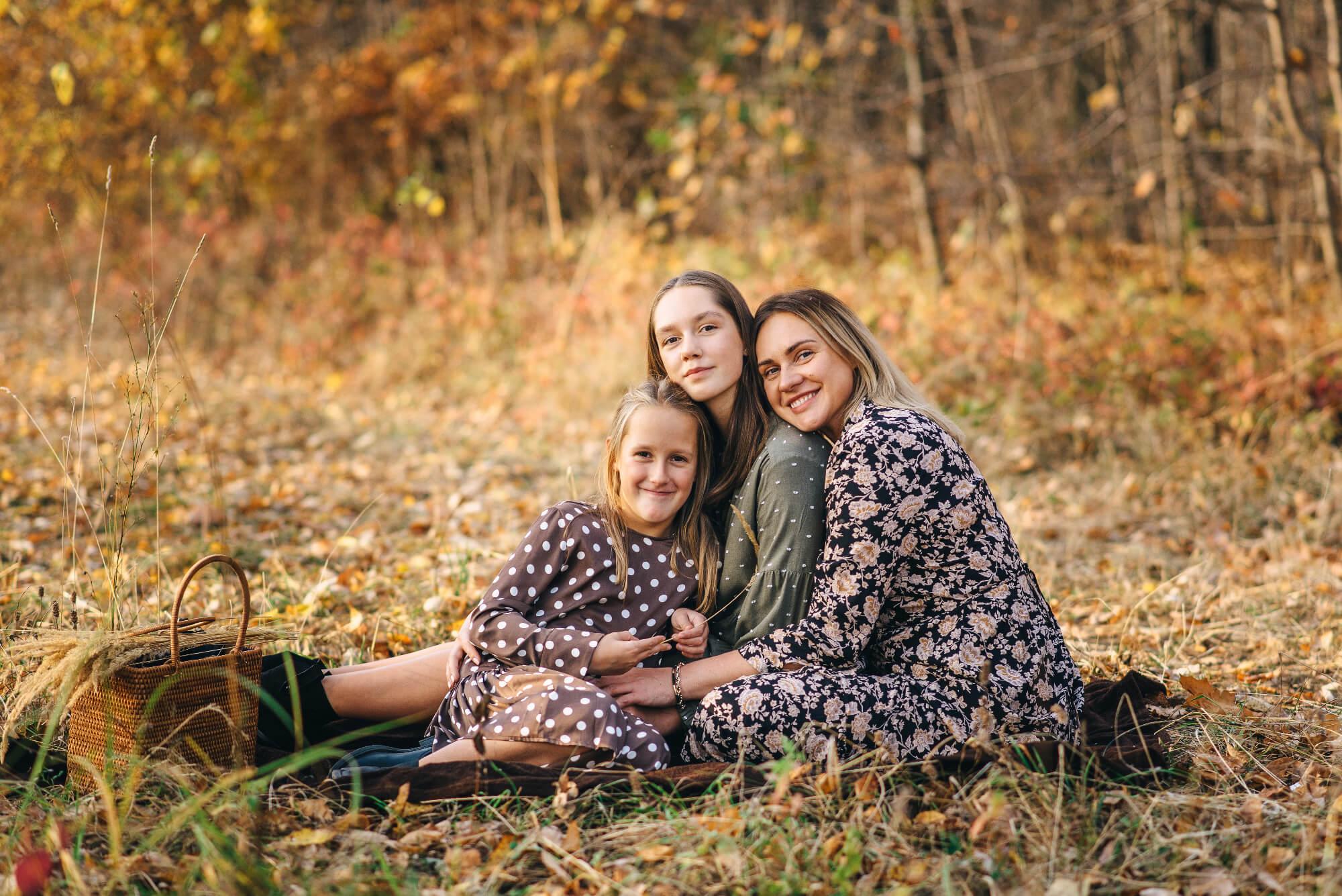 семейные фотоистории